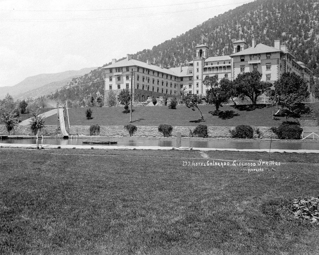 Hotel Colorado (Glenwood Springs)