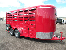 Horse & Stock Trailers