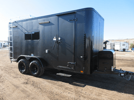 Off Road Toy Haulers for Sale at Colorado Trailers Inc.!
