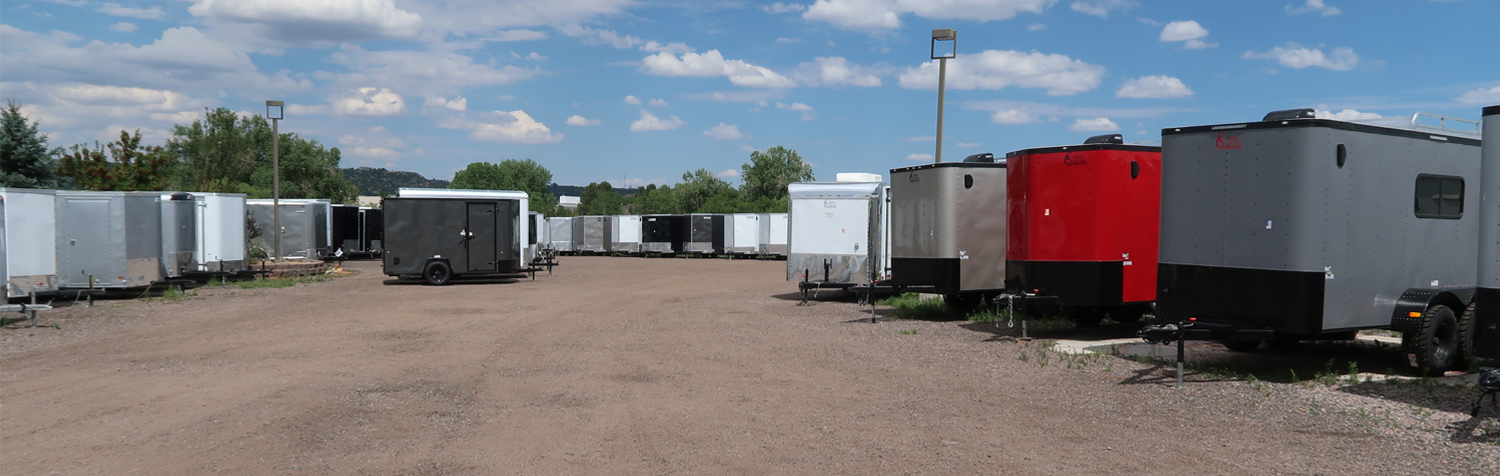 Colorado Trailers Inc trailers for sale Castle Rock Colorado